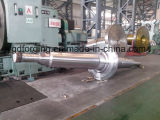 鍛造材AISI1045 SAE4140のスプラインのファンシャフト