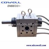 Pompe de fonte pour la ligne en plastique d'extrusion de pipe de pp