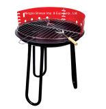 Gril de BBQ de charbon de bois de chaudronnier