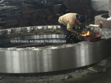 Подогреватель воды с сталью углерода фланца выковал фланец CNC фланца Gre Drilling
