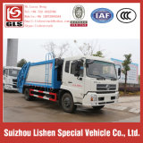 Sale 12 CBM Hydraulic Pump Garbage Compressor Truck Rubbish Collection VehicleのためのガーベージTruck