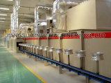 Chaîne de production automatique professionnelle d'enduit de poudre