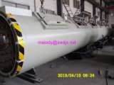 tanque de vácuo da tubulação do plástico de 250mm-315mm
