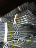 Aislante de tubo galvanizado del metal con estándar de ASTM BS1387