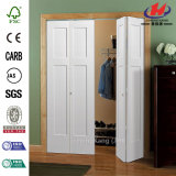 Puerta Bi-Fold de Closte de madera sólida