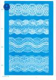 Laço largo ordinário para a roupa/vestuário/sapatas/saco/caso 3148 (largura: 7cm)
