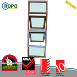 Projeto para HOME, indicador de madeira da porta do indicador do PVC do toldo do PVC da cor