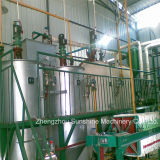 Raffinage d'huile végétale de 15t / D Raffinerie d'huile végétale