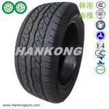 Pneu en acier radial de voiture de tourisme de pneu de pneu de SUV (305/40R22, 305/35R24, 295/30R26)