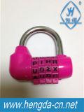 Fechamento super da senha da segurança do número Yh9190 colorido