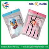 Мешок Ziplock/застежки -молнии для одежды младенца
