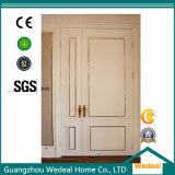 Solid Joint Oak Wooden Door (WHB03)