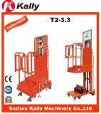 3.3m halb elektrischer hochgelegener Rücklader mit konkurrenzfähigem Preis (T2-3.3)