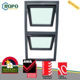 Modèle de porte de guichet de PVC pour des maisons, guichet en bois de tente de PVC de couleur
