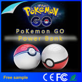 Pokémon Go Ball II Power Bank Grande bateria de lítio Carregador de telefone