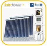 Coletor solar da água da tubulação de calor 2016