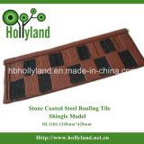 حجارة كسا يغضّن صفح الفولاذ (لوح صغير نوع)