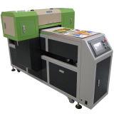 Новый принтер Flated винта шарика размера конструкции A2 и платформы подсоса воздуха UV