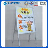 32mm A1情報Board Aluminum Pavement Sign (LT-10-SR-32-A)
