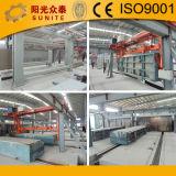 Planta do bloco da produção Line/AAC da produção Line/AAC do bloco de AAC
