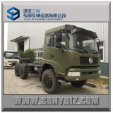 12000L Dongfeng 6X6 Water Tank Truck