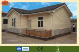 Chambre préfabriquée de luxe légère de structure métallique