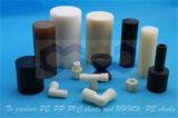 De aangepaste Plastic Staaf van pp met Goede Chemische Stabiliteit