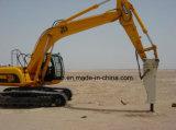 Disjuntor hidráulico para a máquina escavadora