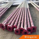 tubos ligeros los 9m de acero de los 3m los 4m los 5m los 6m los 7m los 8m