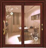 Дверь офисного здания алюминиевой раздвижной двери большая