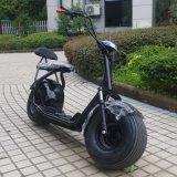 Hecho en los Cocos eléctricos de la ciudad de la vespa del neumático gordo de China 1000W (JY-ES005)
