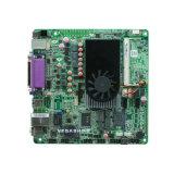 1037u miniItx bedde Industriële Motherboard 2 Com, 8 USB, HDMI/VGA/Lvds in