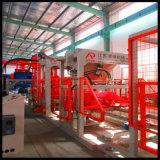 Máquina certificada Ce del ladrillo de la máquina de moldear del bloque de la alta calidad
