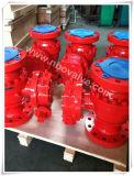 Válvula de esfera do RF do aço de molde de Wcb do fornecedor de Pdvsa (Q41H)