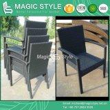 余暇の家具の椅子の庭の籐椅子のテラス表(魔法様式)