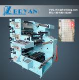 기계를 인쇄하는 기계를 인쇄하는 자동 접착 레이블 Flexo