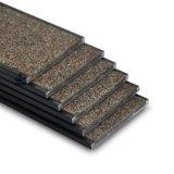 Cubierta anti de la pisada de escalera de la seguridad del ribete de la escalera del resbalón