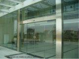 Freies ausgeglichenes Glas für Tür