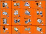 Переходника электрической штепсельной вилки электропитания EU Elendx всеобщий (P7045)