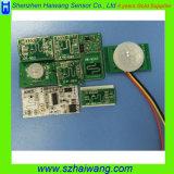 Détecteur de mouvement de plafond avec le panneau de détecteur à hyperfréquences (HW-MS01)