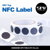 Etiqueta NFC mascotas impermeable Ultraligero