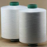 Hilados de polyester 100% DTY 150/48 SD RW él grado del AA