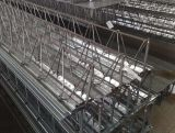 De concrete Rebar van het Staal Bundel en Balk van het Rooster voor Bouw met (Verwijderbaar) Blad Decking