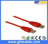15m AlMg RJ45 UTP Cat5 Patch CableかPatch Cord