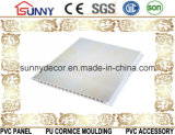 Comitato di marmo del PVC di nuovi prezzi poco costosi di disegno 2016 per la costruzione della parete del soffitto