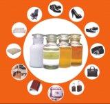 Pulverizar del pegamento adhesivo de la maleta y bolsas de mano