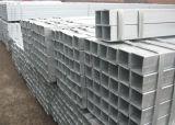 Hot-DIP Gegalvaniseerde Vierkante Pijp van het Staal voor Planken