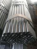Tubo d'acciaio galvanizzato taglio alla lunghezza differente