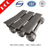 鋼鉄工学産業溶接されたローラーコンベヤーの鎖(DCC)