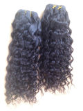 Weave profundo do cabelo humano da onda do cabelo peruano do Virgin